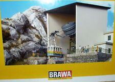 Brawa 6340 escala H0 kit Construcción Nebelhornbahn