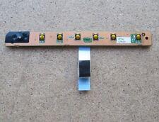 Fujitsu Amilo pa2548 Botón De Encendido Switch Board Y Cable Cinta 50-71336-23