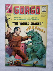 Gorgo #19 (Jul. 1964, Charlton) [VG+ 4.5]