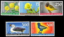 Senegal #C53-C57 MNH CV$46.00 Birds