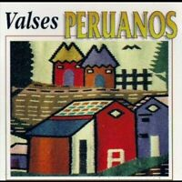 Valses Peruanos - Music CD - Various artists -  2016-09-07 - CD Baby - Very Good