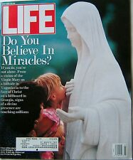 SHIPPED IN A BOX -  Life Magazine May 1991