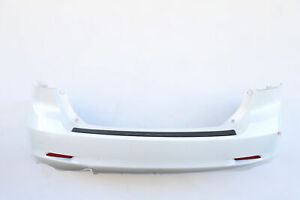 Toyota Venza Rear Bumper Cover Assembly, White 52159-0T900 OEM 09-16 2009, 2010,