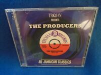 TROJAN PRESENTS THE PRODUCERS, 40 JAMAICAN CLASSICS, 2012 DOUBLE CD, VARIOUS