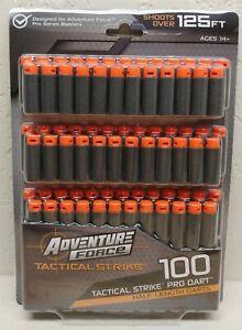 Adventure Force Tactical Strike Half Length Nexus Pro Darts Short Dart 100 Pack
