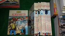 ALMANACCO DEL WEST SEQUENZA 1999/2011 CONDIZIONI DA EDICOLA
