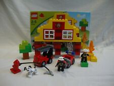 LEGO DUPLO 6138 MY FIRST FIRE STATION BOXED