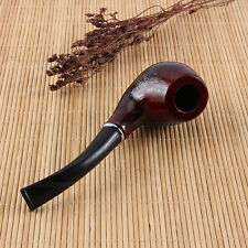 Durable Wooden Enchase Smoke Retro Smoking Pipe Tobacco Cigarettes Cigar Pipes