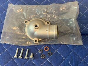 Mercedes Benz 190E Engine Coolant Thermostat Housing Cover 0140200135