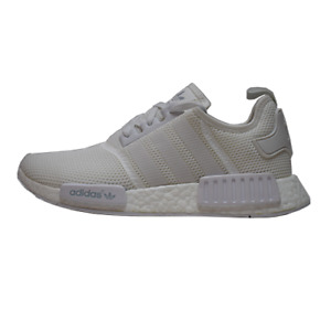 ADIDAS NMD_R1 WHITE MENS SIZE 9.5 (S79166)