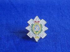 BLACK WATCH ( 3rd BATTALION ROYAL REGIMENT OF SCOTLAND ) ( 3 SCOTS ) LAPEL PIN