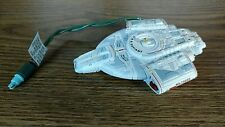 Star Trek U.S.S. Defiant Lighted Ornament