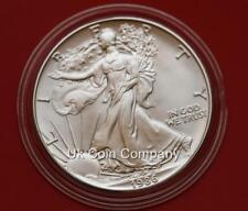 1986 American 1oz Fine Silver Liberty Eagle $1 One Dollar Coin