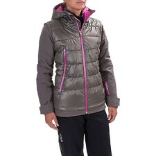 Women's Spyder Moxie Ski Jacket Weld Voila Size 8