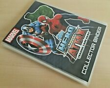 Topps Marvel Hero Attax Trading Cards with Collector Binder | 75+ Cards