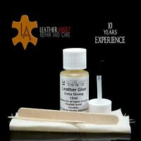 professional leather extra strong glue repair kit patch rips tears cuts holes