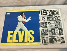 Elvis Self Titled RCA Stereo DPL2 0056e Very Good + Free Shipping