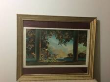 "Maxfield Parrish print "" Daybreak """