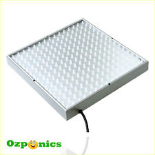 HYDROPONICS LED 225 GROW LIGHT PANEL Blue/Red Bulbs For Indoor Growing Light