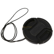49MM Snap-On lens Cap Cover for Sony NEX3/NEX5 18-55mm Fuji Pentax Alpha UK