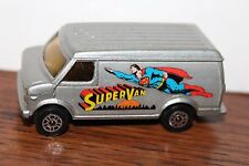 VERY NICE VINTAGE CORGI JUNIOR SUPERMAN'S U.S. VAN