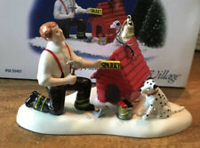 Dept 56 Accessories - Snow Village - Sparky's New Doghouse - IN BOX