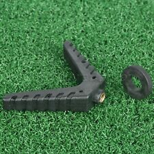 1pc Tactical Gun Rest Sticks Shooting V Camera Tripod for M6x1.0 threads Outdoor