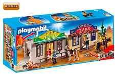 PLAYMOBIL® Western 4398 Mitnehm-WesternCity NEU_ My Take Along Western City NEW