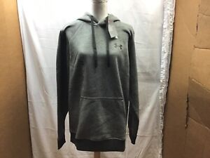 Under Armour Mens Size XL ColdGear Hoodie: Green/White — NWT