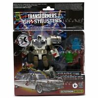 Ghostbusters X Transformers 2021 G1 Autobot Ectotron ECTO-1 & Comic Exclusive
