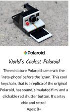 World's Smallest Coolest Polaroid Camera NIP Super Impulse