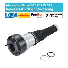 Rear Left/Right Air Suspension Spring Repair Bag Fit Mercedes Benz S-CLASS W221