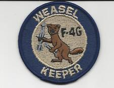 F-4G Weasel Keeper (Usar Squadron Patch)