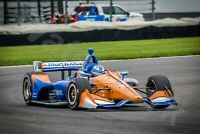 8 X 12 Photograph Print Indycar racing 2019 Indy 500 Grand Prix Scott Dixon