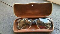 Vintage 50er Jahre Damen Sonnenbrille Samco Brev. N 74947/8 Italy 60er Jahre