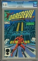 Daredevil #208 CGC 9.8 White Pages