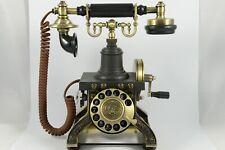 Téléphone antique La Tour Eiffel