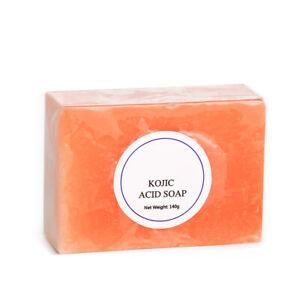 Original Handmade Organic Natural Papaya Whitening Soap with Kojic Acid 140g