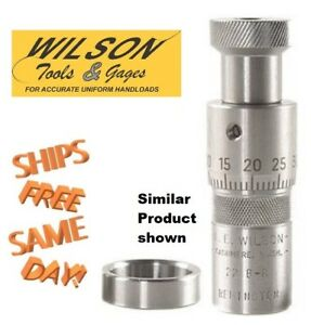 S30-8WN L.E. Wilson Standard Chamber Seater Die for .308 Win