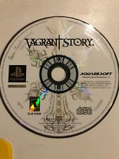 Vagrant Story (Sony PlayStation 1, 2000) PS1 Disc Only