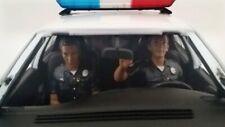 American Diorama 23830 Sitzende Police Officer (2 Stück) 1:18 limited 1/1000