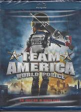 Blu-ray **TEAM AMERICA • WORLD POLICE** nuovo sigillato 2005