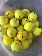 40 Srixon Ad 333 And Soft Feel YELLoW Pearl And A Grade Golf Ballz