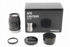 【AB Exc+】 Voigtlander APO-LANTHAR 90mm f/3.5 MC for Leica L39 Screw w/Box Y3291