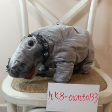 NCIS Bert the Farting Hippo Plush Toy Stuffed Animal RARE Gift In Stock