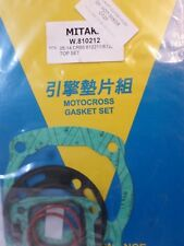 TOP END GASKET SET KIT HONDA CR85 CR 85 2005-2014 05-14