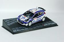 Ford Fiesta S2000, No.2, Rallye Monte Carlo 2010 , Modelo Coches 1/43