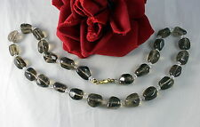 Gorgeous Agate Gemstone BEaded Necklace CAT RESCUE