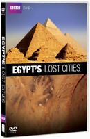 Egypt's Lost Cities DVD (2011) Sarah Parcak cert E ***NEW*** Fast and FREE P & P