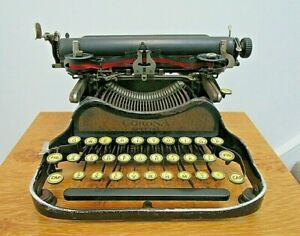 Antique 'Corona Special' Foldable Typewriter (with Case)